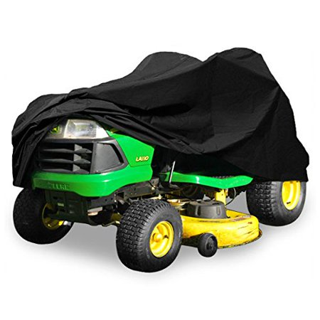 Halloween North East Mall (Deluxe Riding Lawn Mower Tractor Cover Fits Decks up to 54