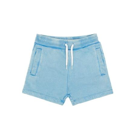 Petit Lem Acid lava wash loose jogger (Toddler Boys) (Lava Pants)