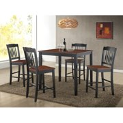 Anja 5 Piece Two-Tone Dining Table Set