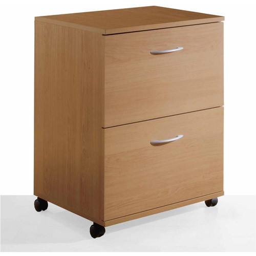 walmart file cabinets 2 drawer mobile filing cabinet maple finish walmart 28131