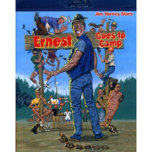 Ernest Goes To Camp (Blu-ray) (Widescreen)