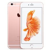 Used (Good Condition) Apple iPhone 6S Plus 16GB Unlocked GSM iOS Smartphone Multi Colors (Rose Gold/White)