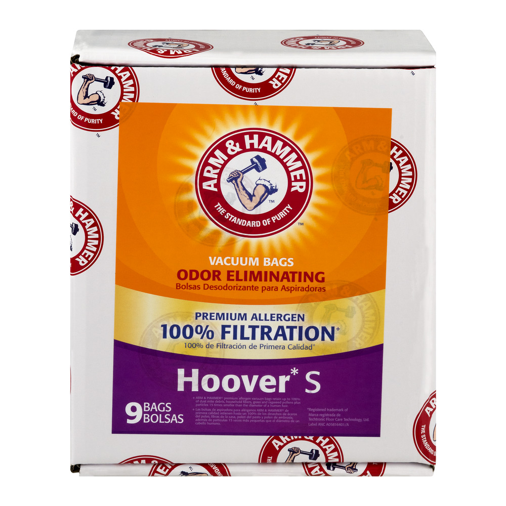 A&H Hoover Type S Premium Paper Bag - 9 Pack
