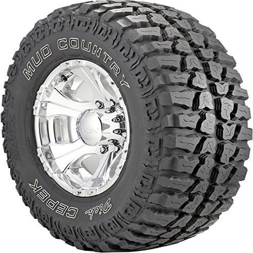 Dick Cepek Mud Country Tire 31X10.50R15 /6 109Q BW - Walmart.com