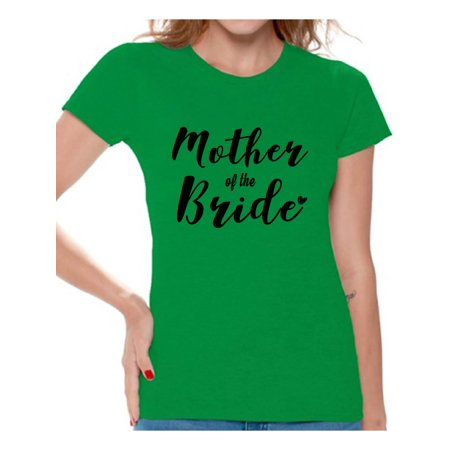 3426f40d9 Awkward Styles Women's Mother Of The Bride Mom`s Graphic T-shirt Tops  Wedding Party