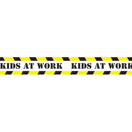 Kids at Work Straight Borders - United Art And Education Coupon