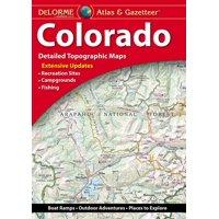 Delorme Atlas & Gazetteer Colorado: 9781946494177