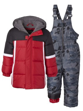 iXtreme Coat and Snow Pants, 2-Piece Snowsuit Set (Little Boys)