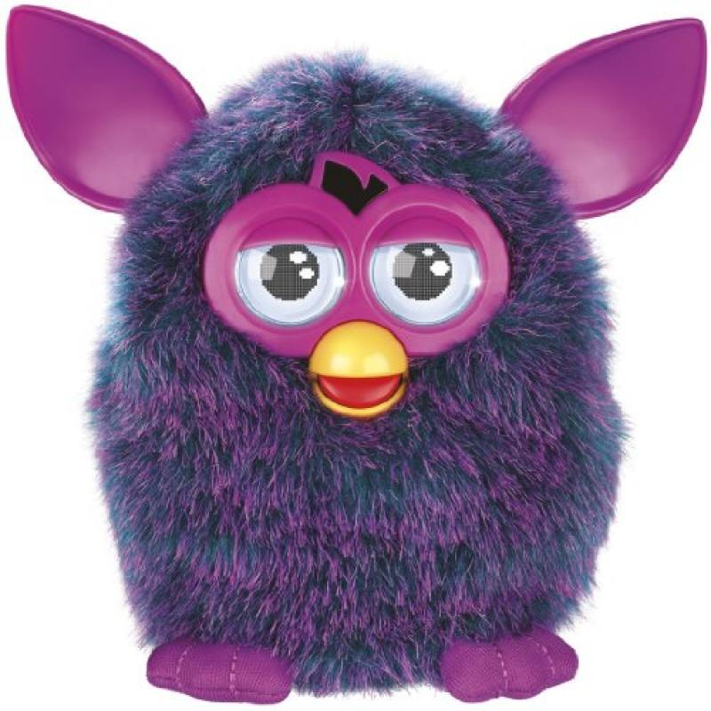 Furby Plum Marble by Tomy by