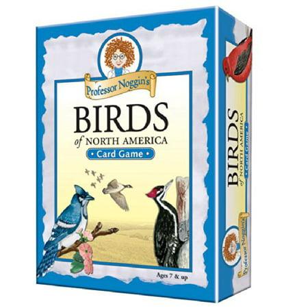 's Birds of North America - A Educational Trivia Based Card Game For Kids, Professor noggins series of educational card games encourages kids to.., By Professor Noggin Ship from US (Professor Noggin)
