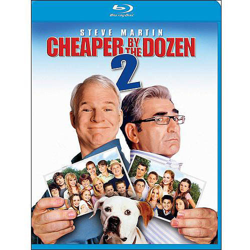 Cheaper By The Dozen 2 (Blu-ray) (Widescreen)