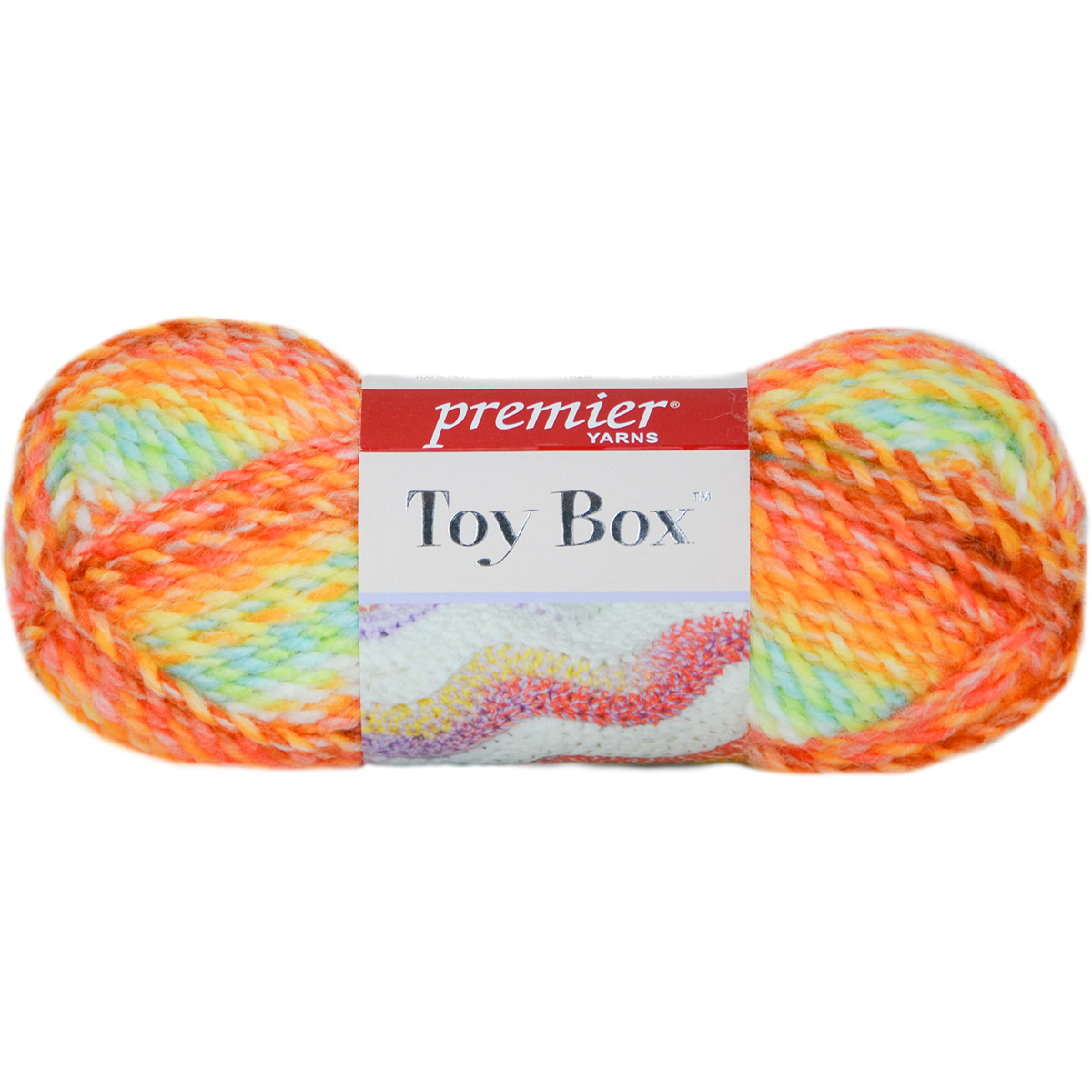 Toy Box Yarn-Lincoln Logs
