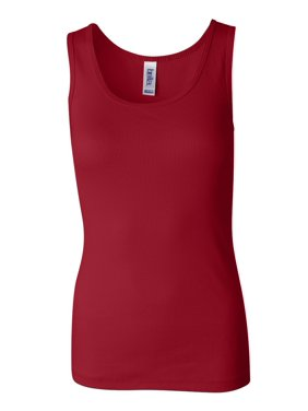 cbfcf47f7fa6eb Product Image Bella + Canvas Women s 2x1 Rib Tank