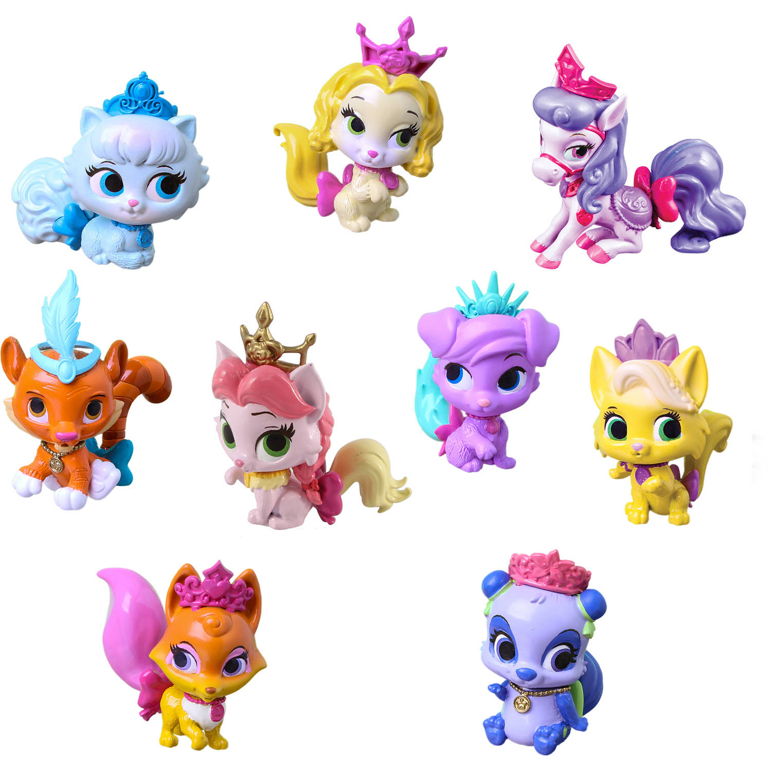 "Disney Princess Palace Pets, 1.5"" Mini Pet Figures"