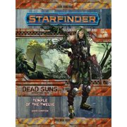 Starfinder Adventure Path: Temple of the Twelve (Dead Suns 2 of 6) (Paperback)