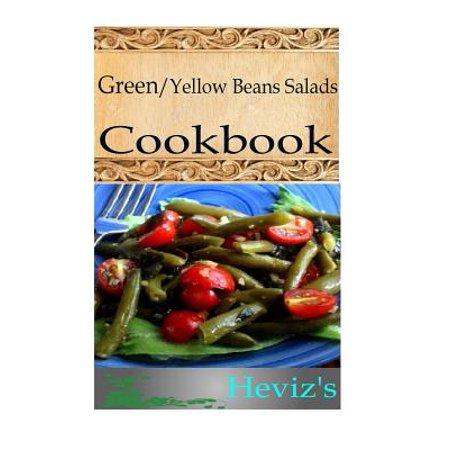 Green-Yellow Beans Salads](Halloween Green Bean Salad)