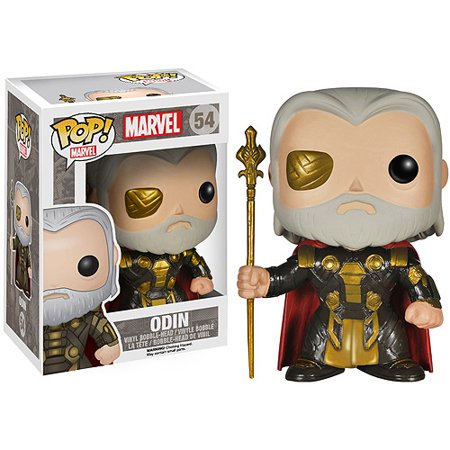 Funko Pop! Marvel Thor The Dark World Movie Odin Vinyl Bobble