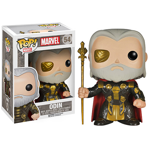 Funko Pop! Marvel Thor The Dark World Movie Odin Vinyl Bobble Head