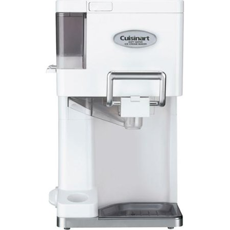 White Mix It In™ 1.5-Quart Soft Serve Ice Cream