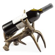 SPI Home 1 Bottle Tabletop Wine Rack