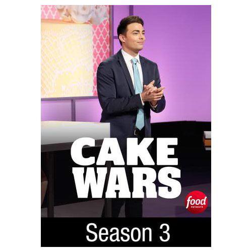Cake Wars: Cobra's Curse (Season 3: Ep. 6) (2016)