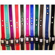 """Sparky PetCo PetSafe-Compatible 1"""" Nylon Replacement Collar 2 Holes 1. 25"""" Apartwith RFA 529 Kit"""