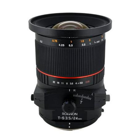Rokinon TSL24M-P 24mm f/3.5 Tilt Shift Lens for Pentax KAF (Best Canon Tilt Shift Lens)