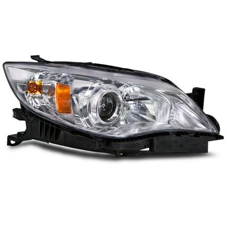 2008-2009 Subaru Outback Sport/2009 Impreza Passenger Side Chrome Headlight SU2503125