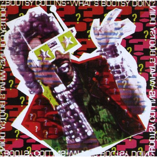 Bootsy Collins - What's Bootsy Doin [CD]