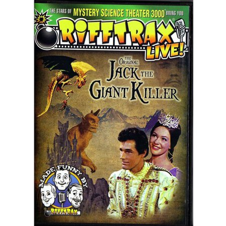 Rifftrax: Live Jack The Giant Killer (DVD) - Giant Dad