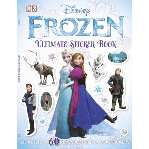 Frozen: Ultimate Sticker Book