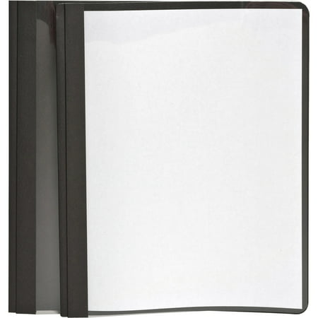 Oxford, OXF55806, Clear Front Report Covers, 25 / Box, (Custom Report Covers)