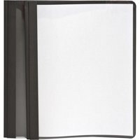 Oxford, OXF55806, Clear Front Report Covers, Black,Clear