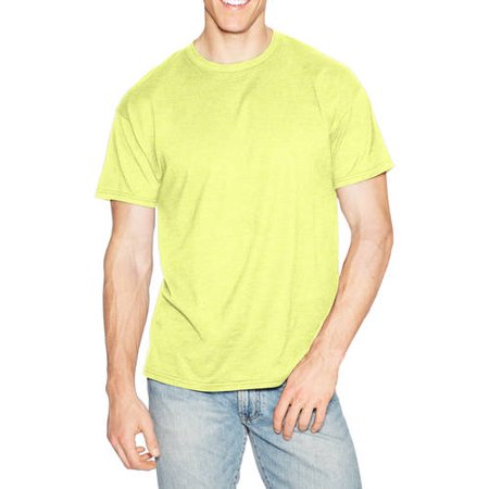Hanes Men's X-Temp Short Sleeve Tee