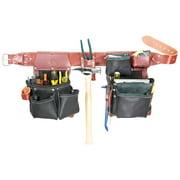Occidental Leather B5625LHM Builders Framing Framer Tool Belt Bag - Left Hand