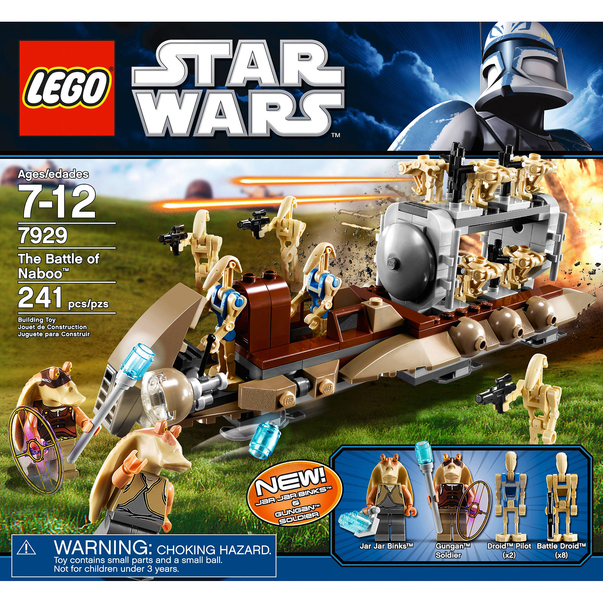 LEGO Star Wars: The Battle of Naboo