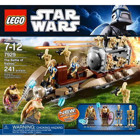 - LEGO Star Wars: The Battle of Naboo