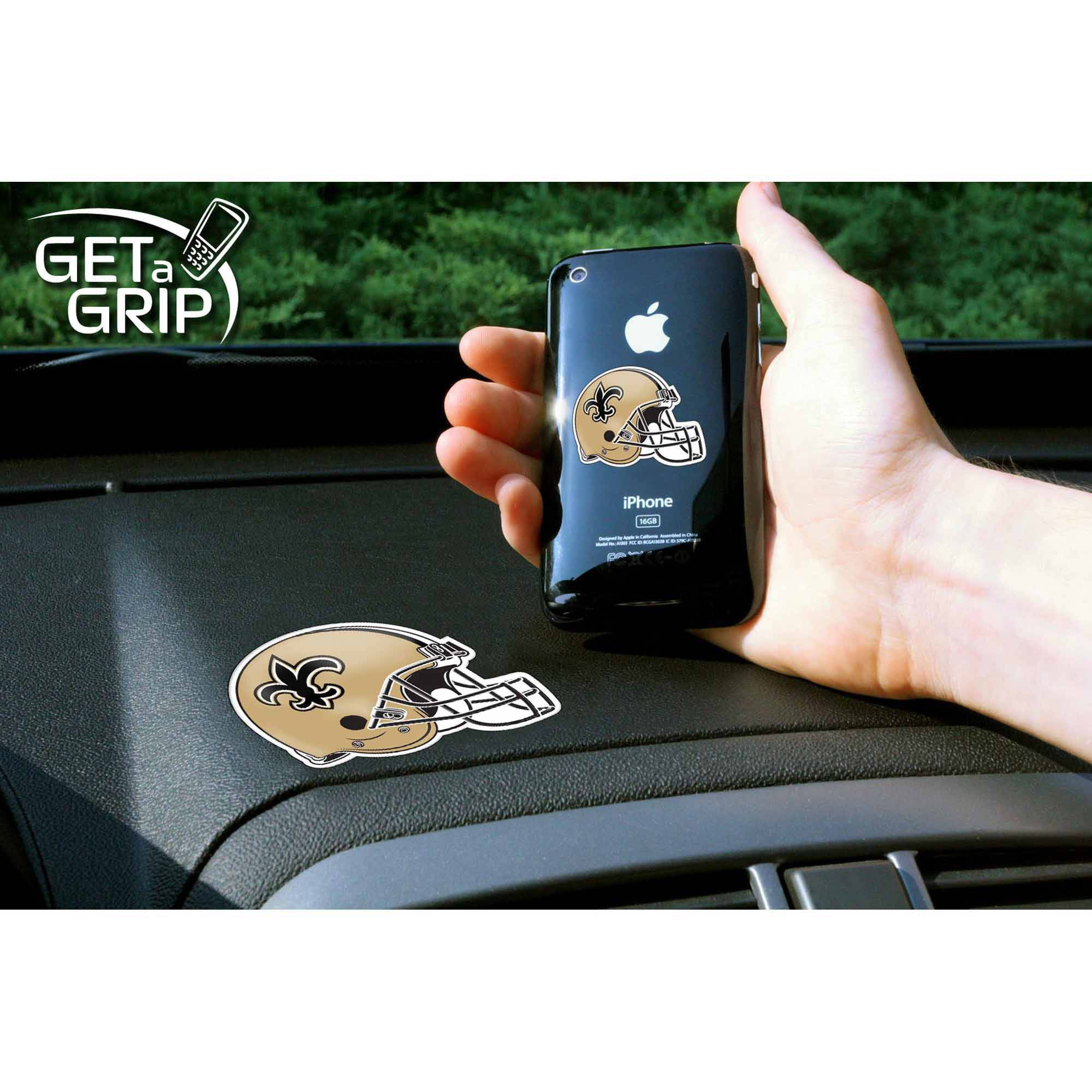 NFL New Orleans Saints Get a Grip