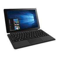 "RCA Cambio 10.1"" (2-in-1) Windows Tablet & Keyboard"