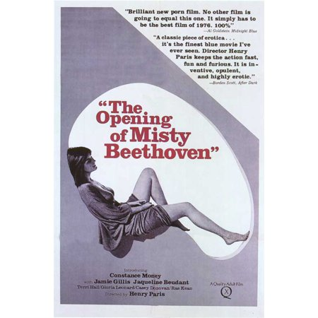 The Opening of Misty Beethoven - movie POSTER (Style A) (27