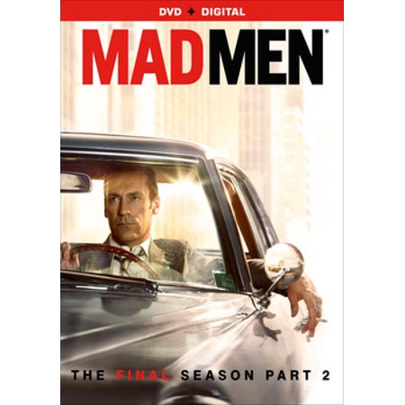 Mad Men: The Final Season, Part 2 (DVD)