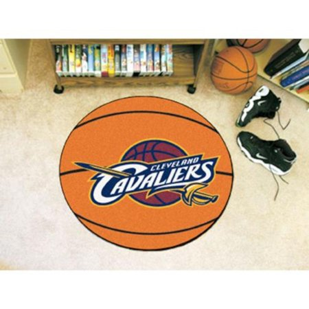 Sports Team Logo Nba   Cleveland Cavaliers Basketball Mat  The Perfect Way To Accent Any Room Or Office  Available For Pro  College And Even Military  By Fanmats