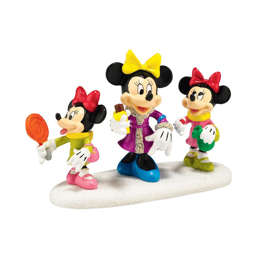 Dept 56 Disney Village 4047187 Minnies Treats for Sweets New 2015