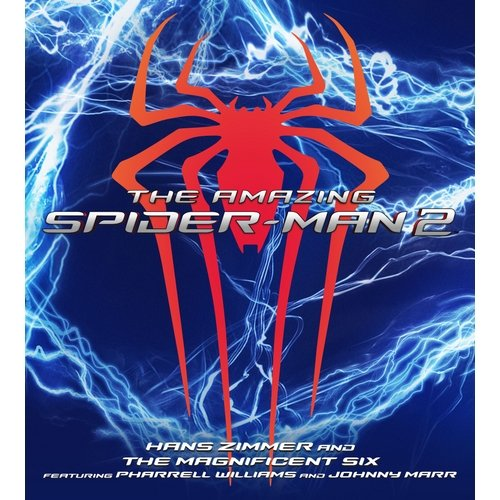 Amazing Spiderman 2 Soundtrack (Deluxe Edition)