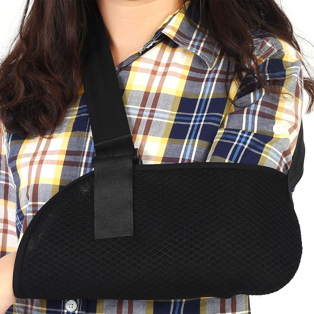 Tbest Universal Pediatric Arm Sling Adjustable Soft Padded Shoulder Strap for Kids Unisex Small ,Arm Sling, Shoulder... by