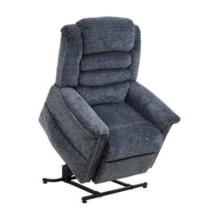 Catnapper Soother 4825 Power Full Lay-Out Lift Chair Recliner with Heat and Massage - Galaxy