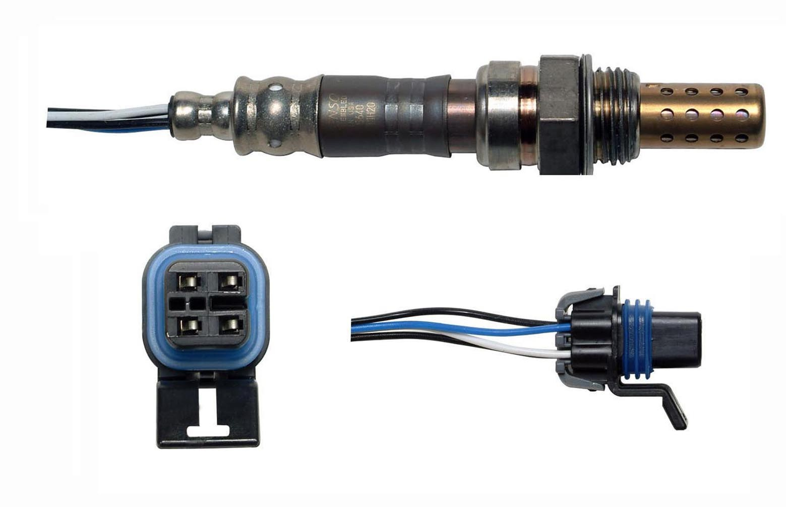 Denso 234-4542 Oxygen Sensor