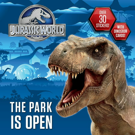 The Jurassic World (The Park is Open (Jurassic)