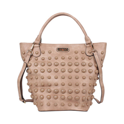 Women's Nicole Lee Mavis Pearl Tote Bag