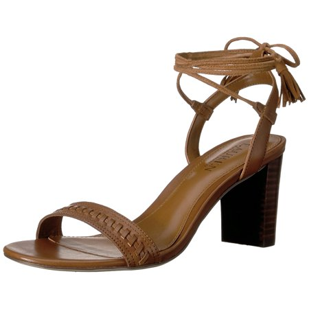 3f64d2039e5 LAUREN by Ralph Lauren - LAUREN by Ralph Lauren Womens Helaine Leather Open  Toe Casual Strappy Sandals - Walmart.com